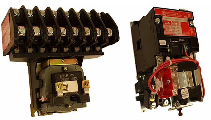 Industrial and Commercial Use Lighting Contactors
